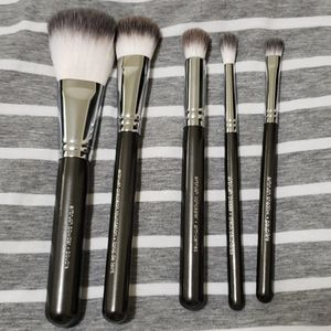 Sephora airbrush brushes with pouch